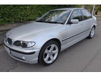 2004 BMW 318i SE - LOW MILAGE 36,000 ONLY - Great Condition - NO ACCIDENTS /// 4,750 GBP Negotiable