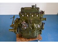 Classic 1000cc rebuilt Mini Engine/gearbox carbs wheels etc package