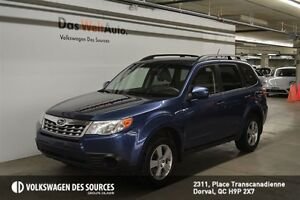 2012 Subaru Forester 2.5X, HEATED SEATS, BLUETOOTH, MAGS!