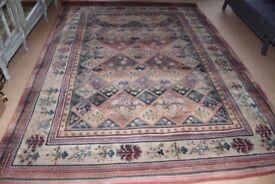 Extra large rug
