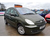 2006 06 Citroen Xsara Picasso 1.6 HDI Desire - 106k-9 Service Stamps-Cambelt Changes Recent service!