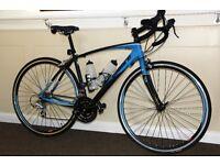 Calibre Medium Frame, Fantastic First, Road Cycling, Starter Bike.