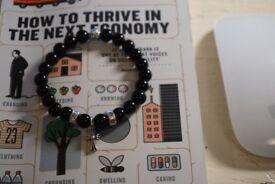 New Chrome Hearts Bracelet Black For Men