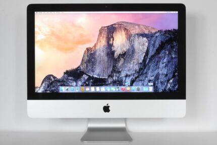 """iMac 2011 - 21"""" - 8GB -  500GB HDD"""