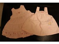 Bundle of Girls' Clothes 6-9 Months