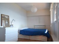 FURNISHED DOUBLE ROOM FOR RENT IN BOW