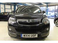 Vauxhall Antara DIAMOND CDTI S/S [1 OWNER / LEATHER / PARKTRONIC] (carbon flash metallic) 2014