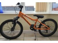 Ridgeback MX 20 kids orange mountain bike LIKE NEW