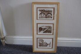 old photos pontlottyn framed lovely three