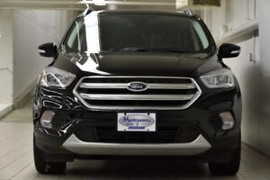 2017 Ford Escape Titanium 4WD 1.9% D'INT/72 MOIS