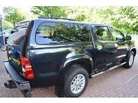 Toyota Hilux 3.0 D-4D Invincible Crewcab Pickup 4dr