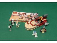 Lego Star Wars Luke's Landspeeder - ref 8092