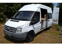 Ford Transit Camper Conversion