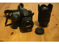 Nikon D7100 - With 2 Lens - £450 or nearest offer