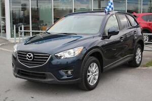 2016 Mazda CX-5 GS*TOIT*BLUETOOTH*AC*CRUISE*CAM*SIEGES CHAUFF*