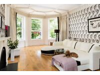 Clifton Georgian duplex apartment, private entrance and garden and parking. No agency fees