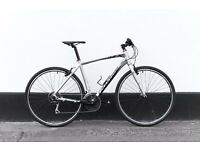 Road bicycle CANNONDALE QUICK CX (NEW PARTS) M SIZE full service