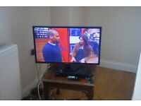 "Samsung 28"" widescreen TV in Bedminster £100"