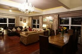 Family run B&B in Insch, private guests lounge, large open plan kitchen/dinning room, WIFI, parking