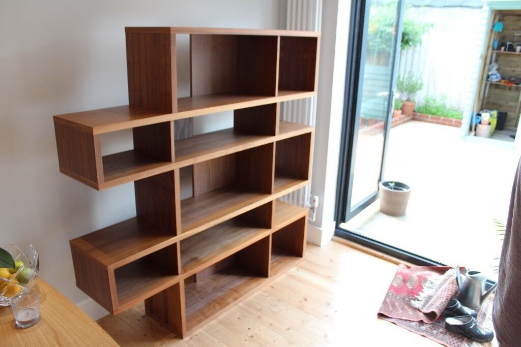 buy online 3c733 dec2e Habitat Bookshelf Antonn (Walnut) RRP £595 | in Leyton, London | Gumtree
