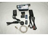Sony Digital 8 Camcorder DCR-TRV245E
