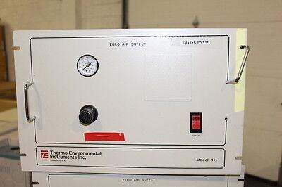 Thermo Environmental 111 Zero Air Supply