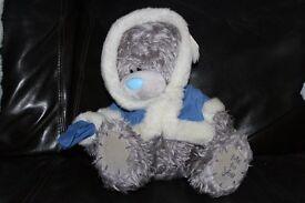 Winter Me to Yor Teddy Bear, Great Valentines Present