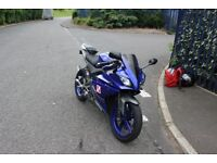 Yamaha YZF R125 Immaculate Condition, Racing Exhaust, A lot of money spent
