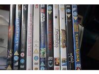 11 family films on DVD