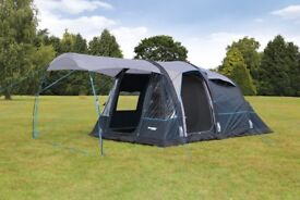 Tent AirBeam 5 - Quest Taurus 5- With Extra Footprint - Excellent Condition