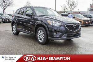 2014 Mazda CX-5 GS|ALLOYS|BLUETOOTH|ROOF|BACKUP CAM|KEYLESS