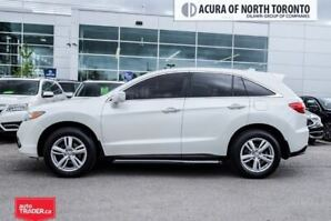 2014 Acura RDX Tech at No Accident| Navigation| Bluetooth