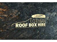Lothian Roof Box Hire