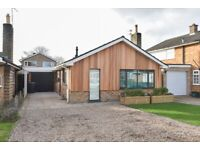 Short Term Rental Available - Recently refurbished 3 bedroom bungalow