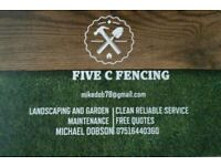 FIVE C FENCING