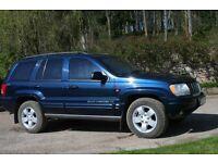 Jeep Grand Cherokee 4.7L 2001 4x4