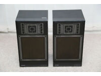 Sharp Bookshelf Speakers CP-1550E