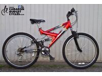 Raleigh Vulture Dual Suspension Mountain Bike