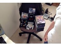 Nintendo GameCube Bundle (w/ Smashbros, Zelda Collection and 16 others + 3 Controllers)