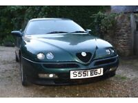Alfa Romeo, GTV, 1997, Manual, 1970 (cc) - Needs work