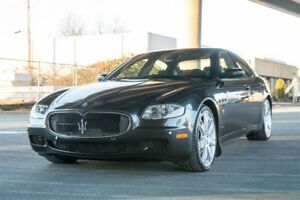 2008 Maserati Quattroporte Sport GT Langley! Sports Sedan.