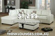 BRAND NEW FROM $499 ! QUALITY SOFAS-COUCHES-LOUNGES City North Canberra Preview