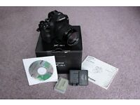 Fuji X-S1 Bridge camera for sale - mint condition