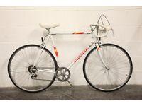"Classic Men's PEUGEOT SPORT 5 Racing Road Bike - Restored Vintage - 6 Speed - 23.5"" Frame"