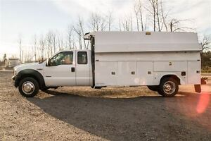 2007 Ford F-450 Diesel Dually LANGLEY LOCATION