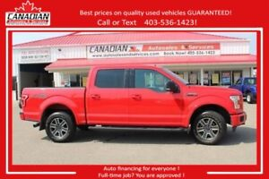 2016 Ford F-150 XLT FX4 LIKE NEW!
