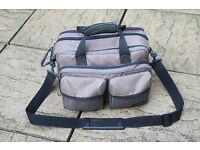 Photima padded Camera Bag / Holdall for lenses, flash, video, camcorder, filters, etc (in Hotwells)