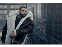 x1 Drake ticket