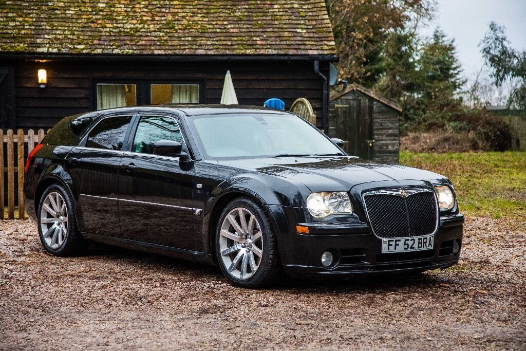 chrysler 300c srt8 6 1l v8 estate with lpg in bedford. Black Bedroom Furniture Sets. Home Design Ideas