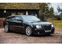 Chrysler 300c SRT8 6.1L V8 Estate with LPG
